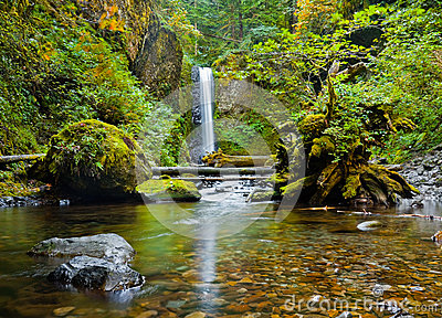 Weisendanger Falls