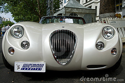 Weismann Roadster MF3 2010 Editorial Photo