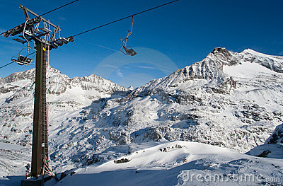 Weiss-see glacier world 1