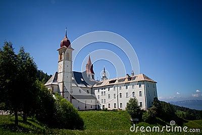 Weissenstein-Pietralba Sanctuary Sudtirol