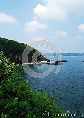 Weizhou Island scenery