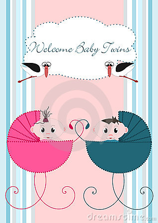 Free Welcome Babys Royalty Free Stock Image - 19656656