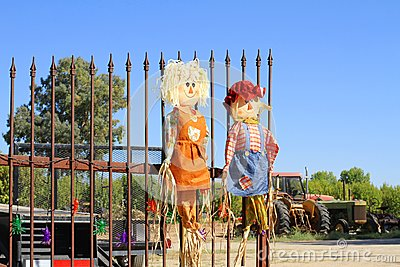 Welcome! or: Raggedy Andy and the farmers daughter