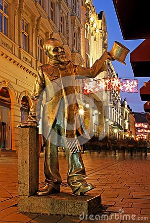 Welcome to Bratislava