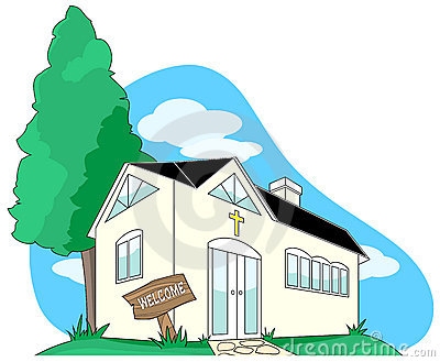 Welcome to Christian Hut Church Community Clip Art