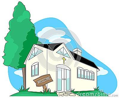 Welcome to Christian Hut Church Community Clip Art