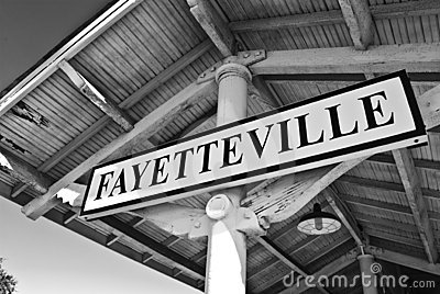 Welcome to Fayetteville
