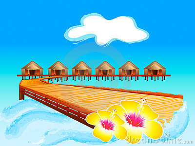 Welcome to Maldives!