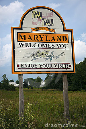 Welcome to Maryland
