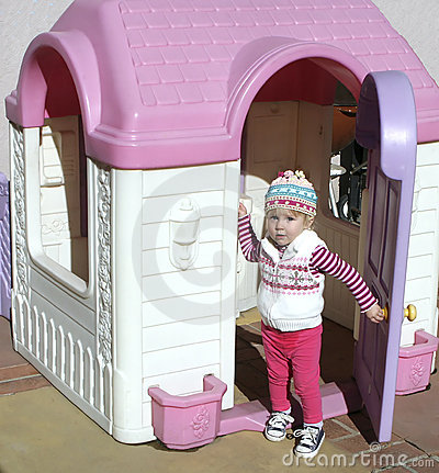 Free Welcome To My Playhouse Stock Images - 7710034