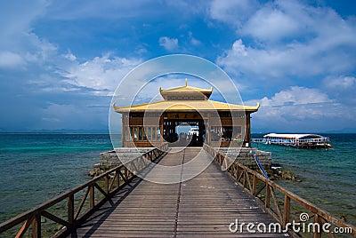 Welcome to Wuzhizhou island