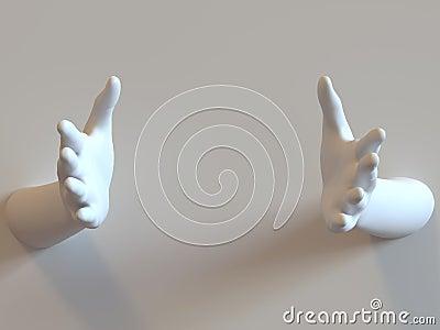 Welcoming Hands
