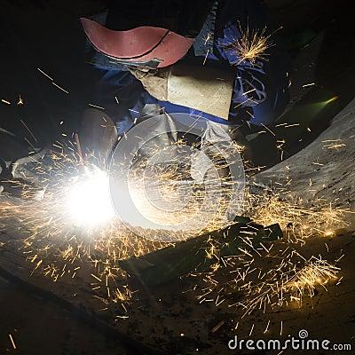 Free Welding Stock Photo - 15142280