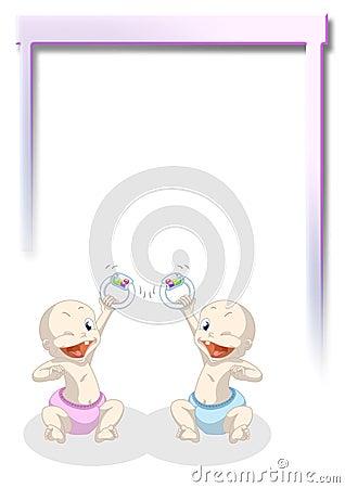 Welkom tweelingen