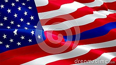 Wellen-Wellen der ersten Responder-Flag-Welle im Wind Realistischer medizinischer Notfall-Ansprechpartner Flag-Hintergrund Flag L vektor abbildung