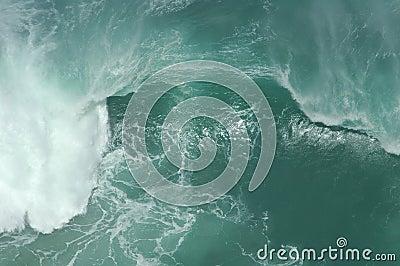 Wellenleistung
