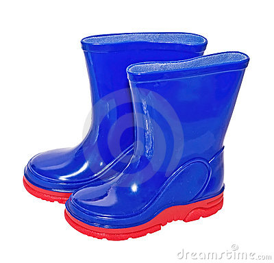 Free Wellington, (rubber) Boots Stock Image - 19576421