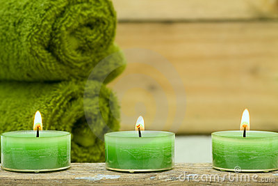 Wellness candles