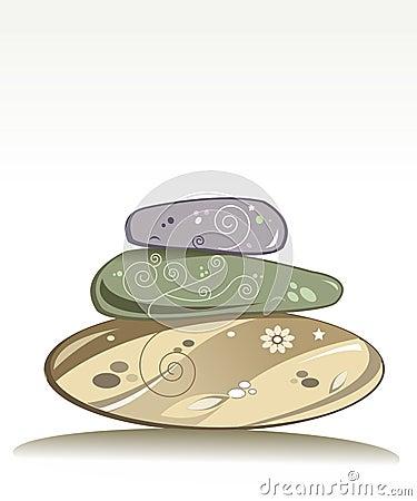 Free Wellness Stones Stock Photos - 1187533