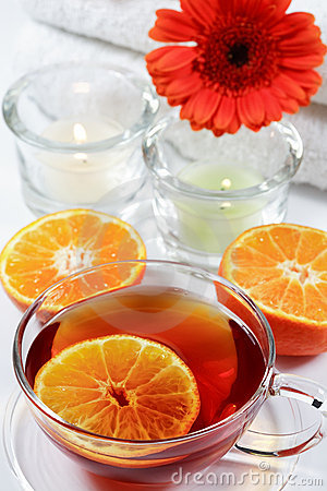 Free Wellness Tea Royalty Free Stock Photography - 3851037