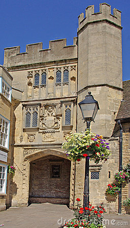 Wells Cathedral Gatehouse
