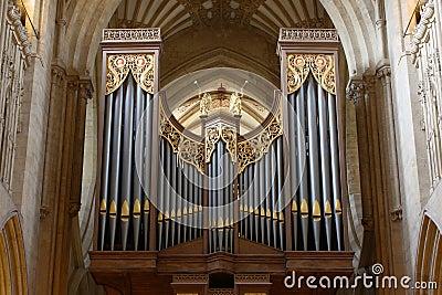 Wells Cathedral Organ
