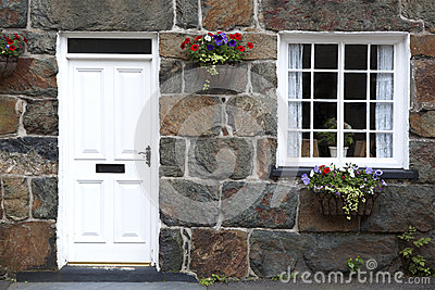 Welsh cottage detail