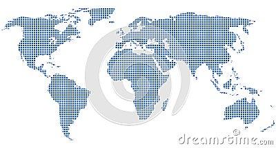 Welt raster