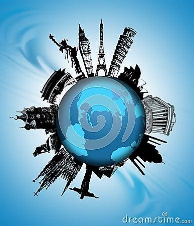 Weltanziehungskräfte