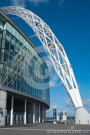 Wembley stadium Editorial Image