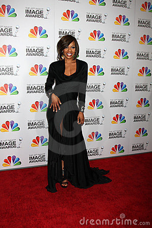 Wendy Raquel Robinson Editorial Stock Image