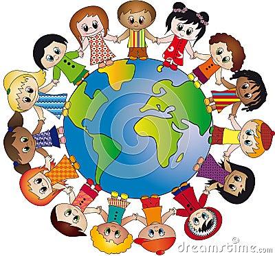 Wereld van kinderen