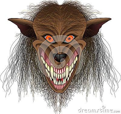 Werewolf_face