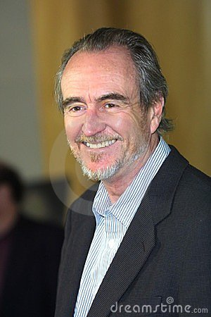 Wes Craven Editorial Stock Photo