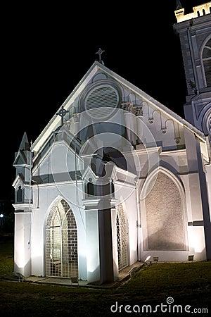 Wesley Methodist Church Georgetown