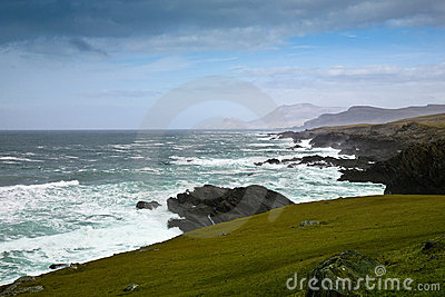 West-coast ireland Kerry