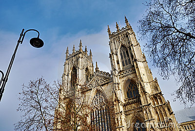 West Front York Minster