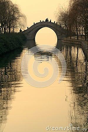 Free West Lake Sunset Hangzhou Royalty Free Stock Image - 443946