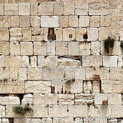 Westelijke muur