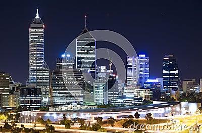 Western Australia - Perth Skyline