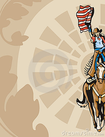 Western background series
