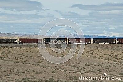 Western Coal train