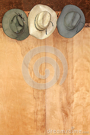 Free Western Hat Decor Royalty Free Stock Images - 59085449