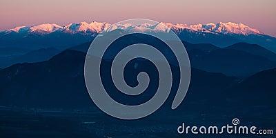 Western and High Tatras