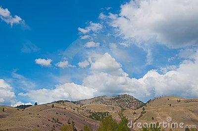 Western Montana landscape