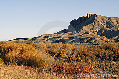 Western Plains and Butte