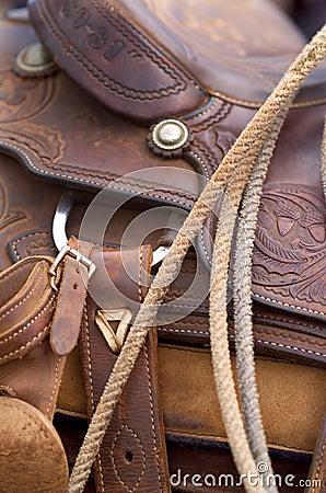 Free Western Saddle Stock Photos - 347853