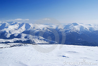 Western Sayan mountains.