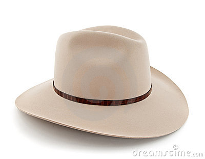 Western style hat