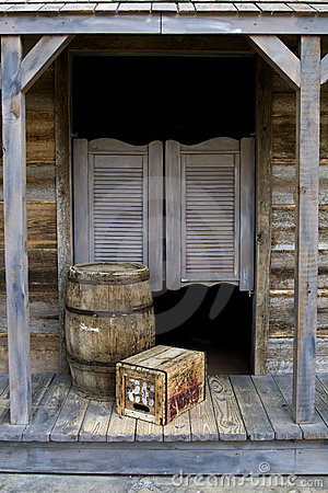 Western Style Saloon